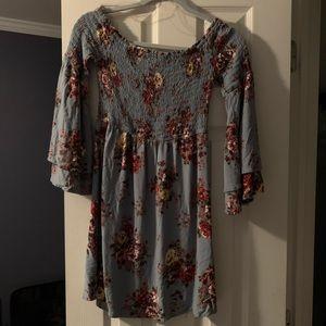 Francisca's collection off shoulder dress